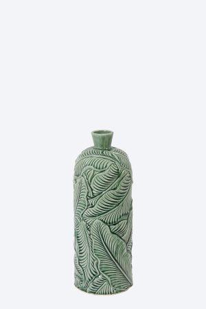 5x43 cm LAVERO keramiek zeegroen