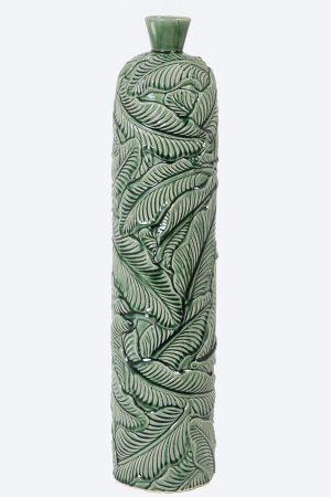 5 cm LAVERO keramiek zeegroen