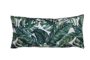 Kussen 60x30 cm JUNGLE groen