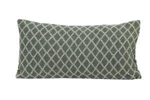 Kussen 60x30 cm HONEY groen