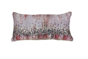 Kussen 60x30 cm GLIM roze
