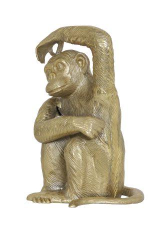 5 cm MONKEY antiek brons