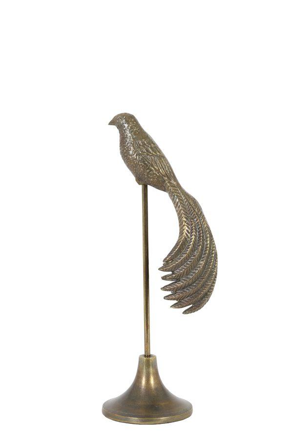 5 cm JADY antiek brons