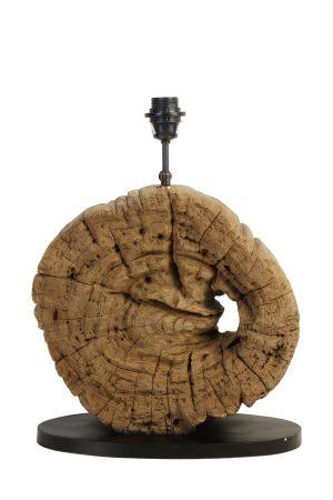 Lampvoet 38x19x48 cm JAMBOL hout