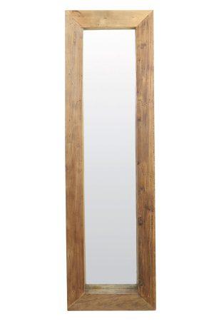 Spiegel 59x16x200 cm VIEW hout