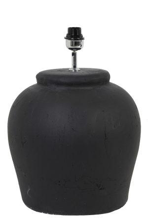 Lampvoet Ø40x50 cm ETNA mat zwart