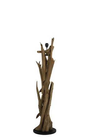 Vloerlamp Ø35x133 cm VIDIN hout