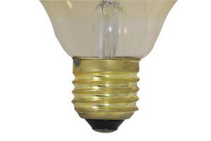5 cm LIGHT 3W amber E27