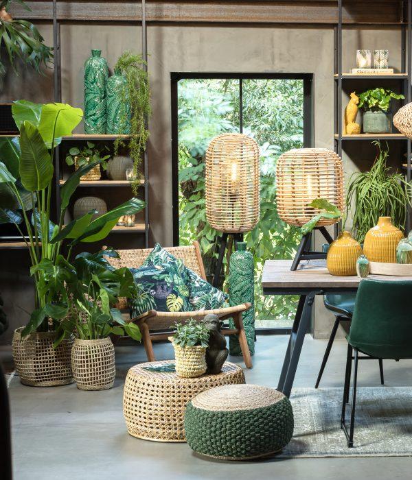 Sfeerfoto - Lavero keramiek groen