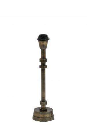 8186718 Lampvoet Ø10x37 cm HOWELL antiek brons Quality2life.nl
