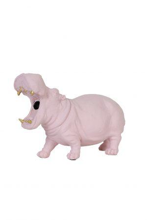 Tafellamp 36x14x24cm HIPPO roze 1854489 Quality2life.nl