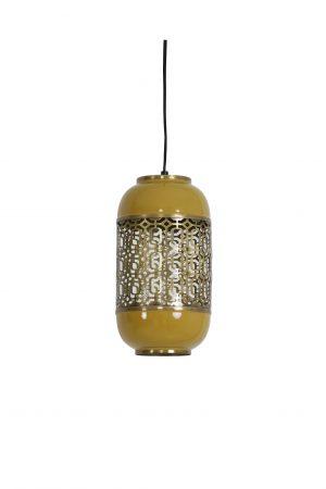 Hanglamp Ø17x30cm ROHUT honey 2943561 Quality2life.nl