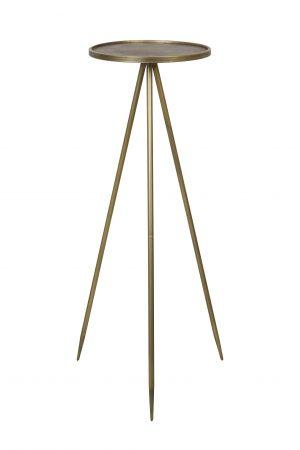 Zuil Ø39,5x119,5 cm ENVIRA antiek goud