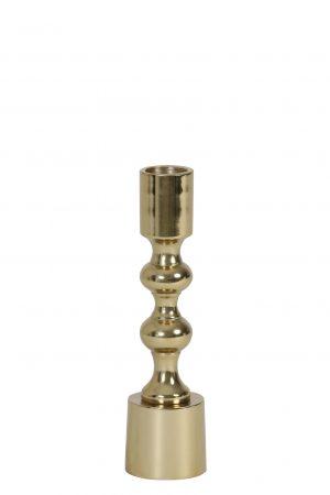 Kandelaar 4,5x16cm BABIMO goud 6036785 Quality2life.nl